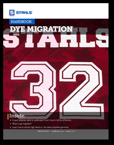 Dye Migration Handbook