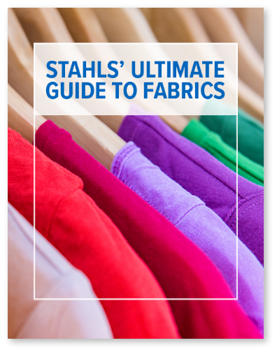 Guide to Fabrics for Heat Printing eBook