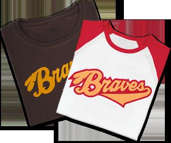Camiseta de Braves