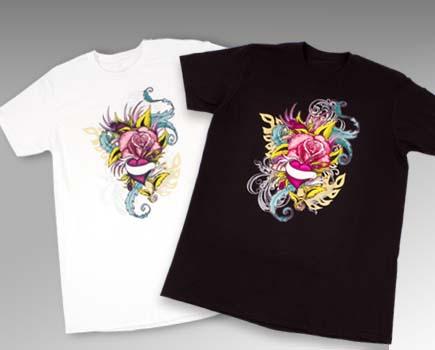 Direct-to-Garment Shirts