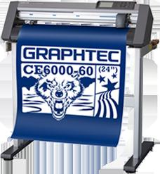Graphtec Vinyl Printer