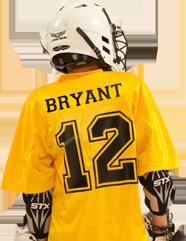 Cómo decorar uniformes de lacrosse: espalda