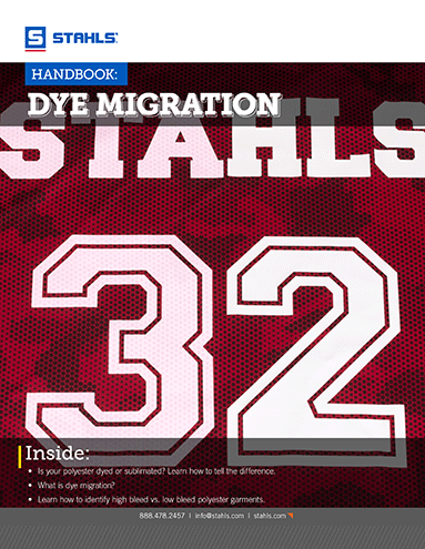 Download Our Free E-Book: The Dye Migration Handbook