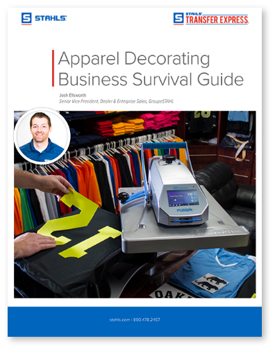 Apparel Decorating Guide eBook