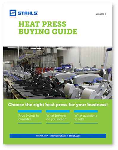 Heat Press Buying Guide