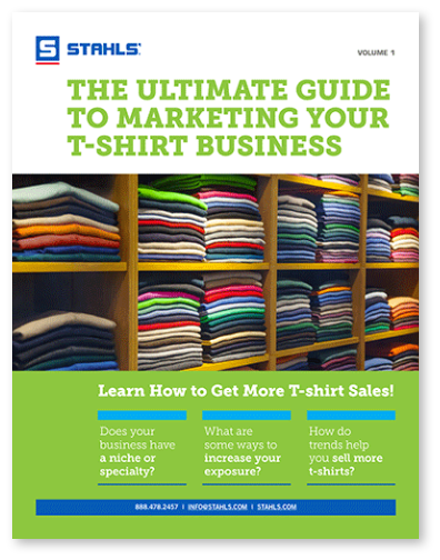 Marketing T-Shirt Business eBook