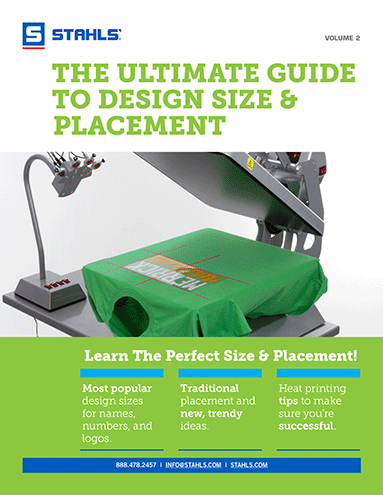 Download Our Free E-Book: The Ultimate Guide to Design Size & Placement