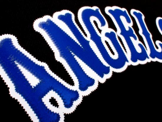 Any Word. Any Way. customizing jersey fronts image
