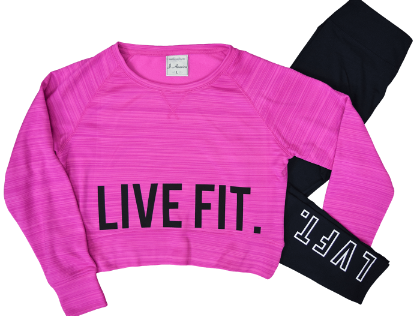 Fashion - Create custom athleisure gear, performance wear, and more