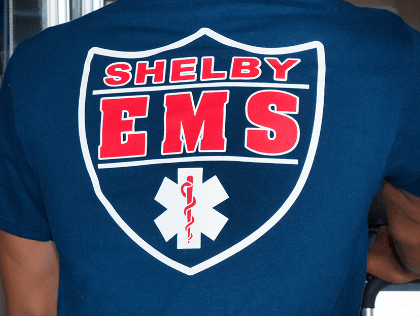 Corporate - create custom apparel that is reflective for first responders, construction workers, and more