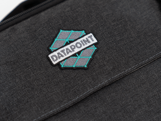 High-end, fully embroidered patches that don't require sewing