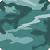 Shark Teal Camo