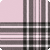Plaid 1 - Pink Black White