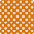 Tennessee Orange Polka Dot