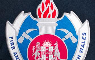 Primer plano de Fire Rescue