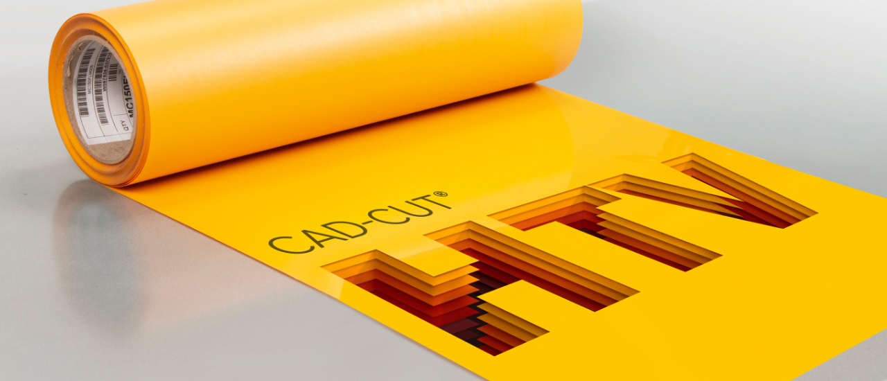 CAD-CUT Heat Transfer Vinyl