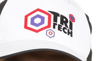 chapeau tri-technique à fermeture